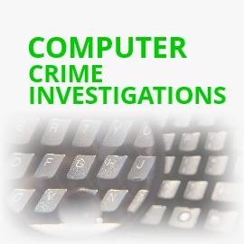 Computer Crime Investigations